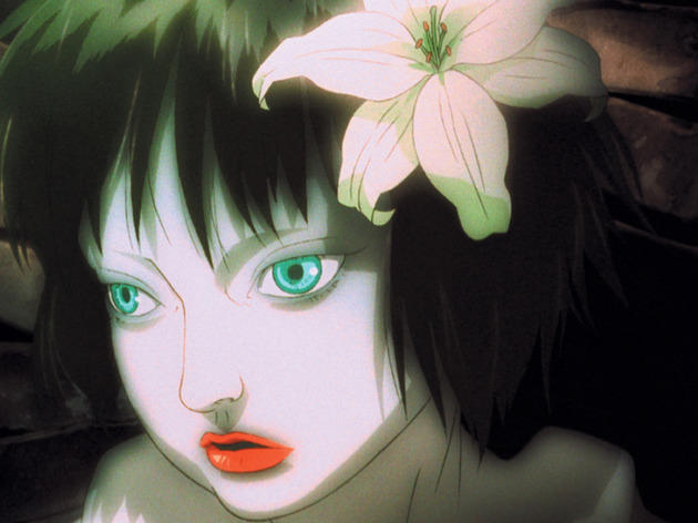 Best animated movies: Ghost in the Shell 2: Innocence