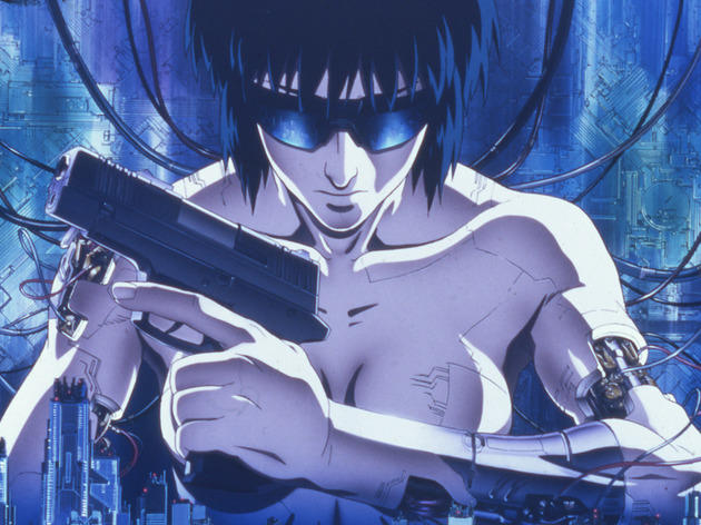 Best animation movies: Ghost in the Shell