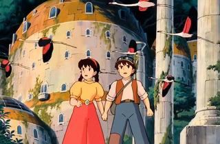 Castle In The Sky (Tenku No Shiro Laputa)