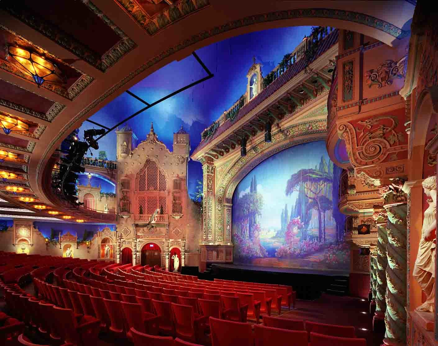 Olympia Theater at Gusman Center for the Performing Arts