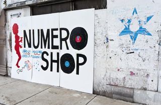 Numero Group pop-up shop