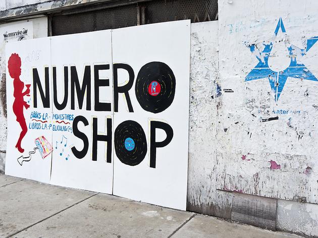 Numero Group pop-up shop