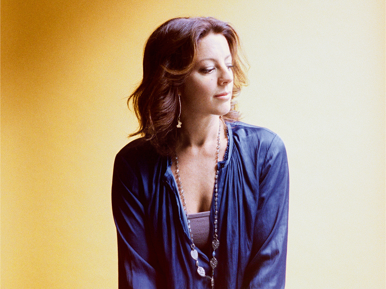Sarah McLachlan with the CSO