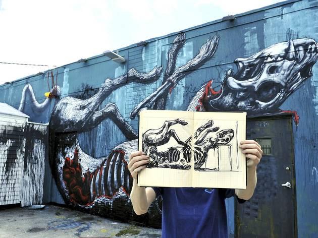See amazing street art