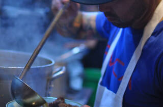 Chef Richie Nakano of Hapa Ramen