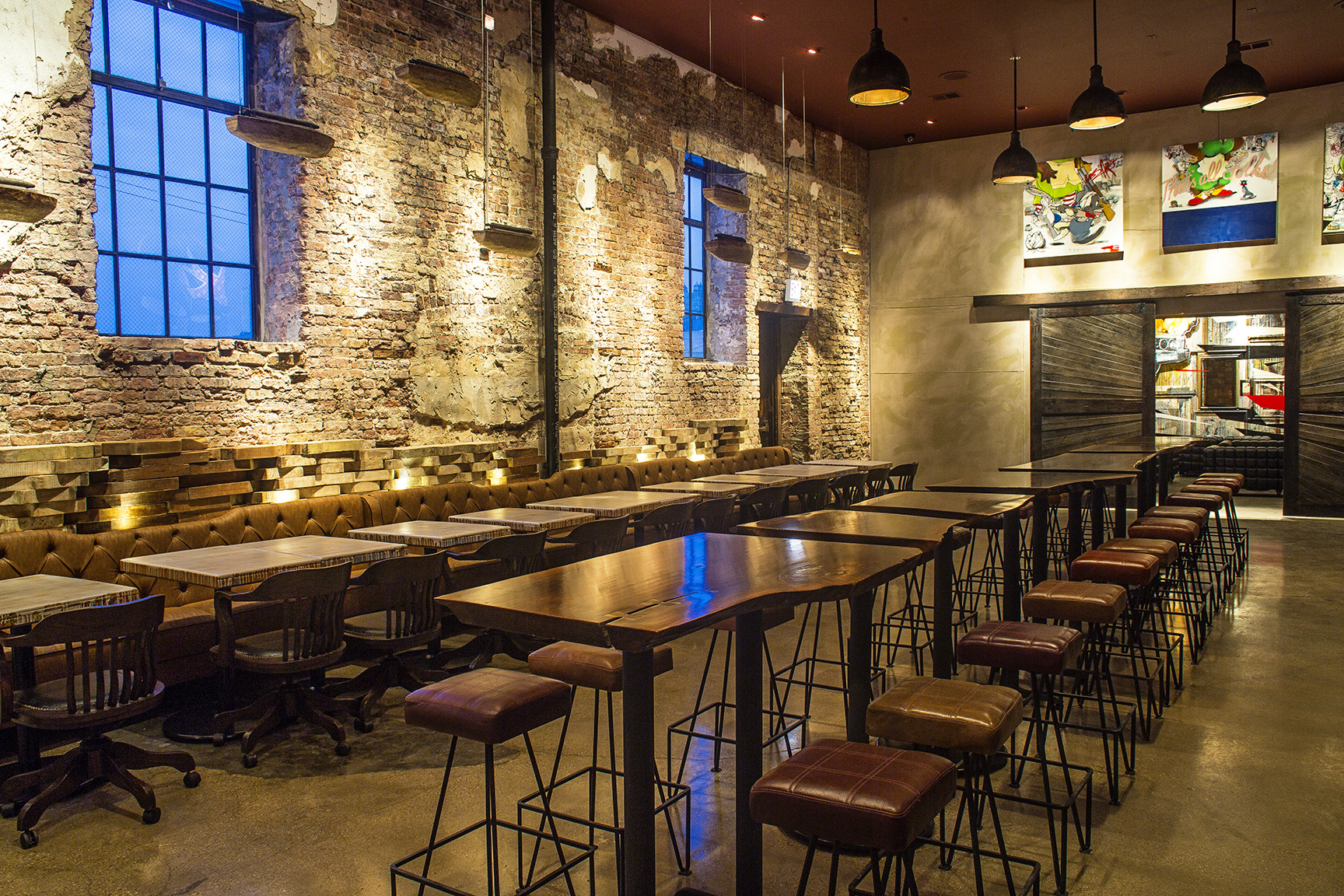 Fulton Market Kitchen puts art at the forefront.