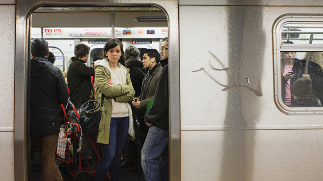 The fate of the L train shutdown hangs in the MTA's hands
