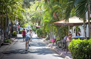 Española Way, South Beach, Miami