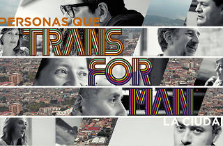 Personas que transforman la ciudad