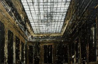 Anselm Kiefer ('Interior (Innenraum)', 1981 )