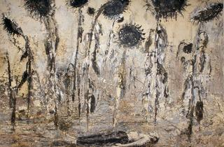 Anselm Kiefer ('The Orders of the Night (Die Orden der Nacht)', 1996 )