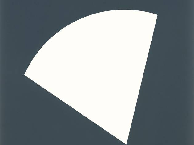Ellsworth Kelly ('White Curve', 1997)