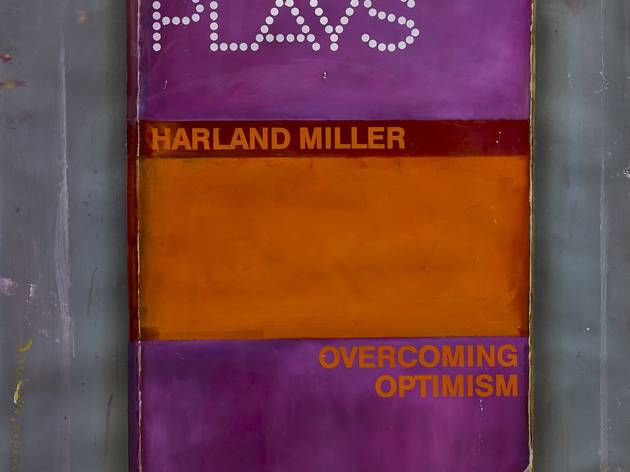 Harland Miller ('Overcoming Optimism', 2013)