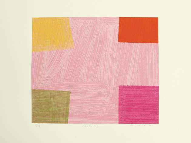 Mali Morris RA ('Ruby Tuesday', 2011)