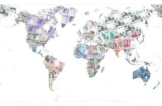 Justine Smith ('Money Map of the World', 2013)