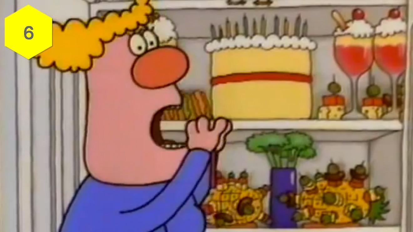 """""""Bob's Birthday"""" (Alison Snowden and David Fine, 1993)"""