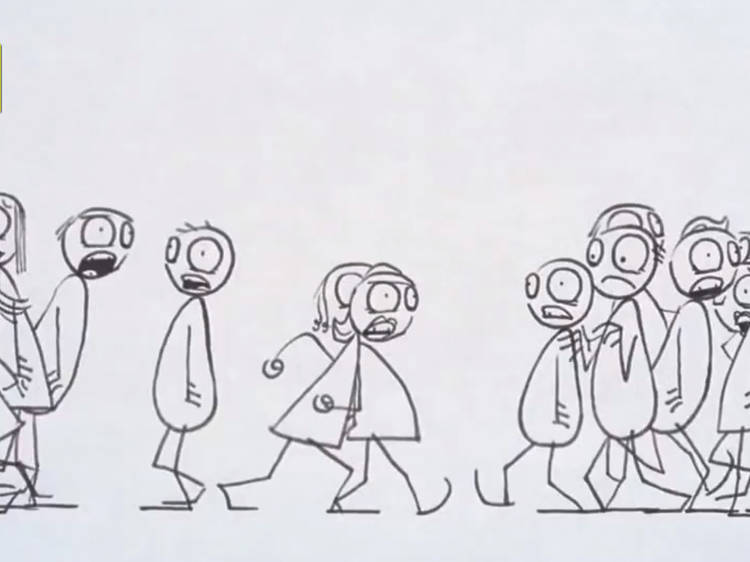 """The Meaning of Life"""" (Don Hertzfeldt, 2005)"""