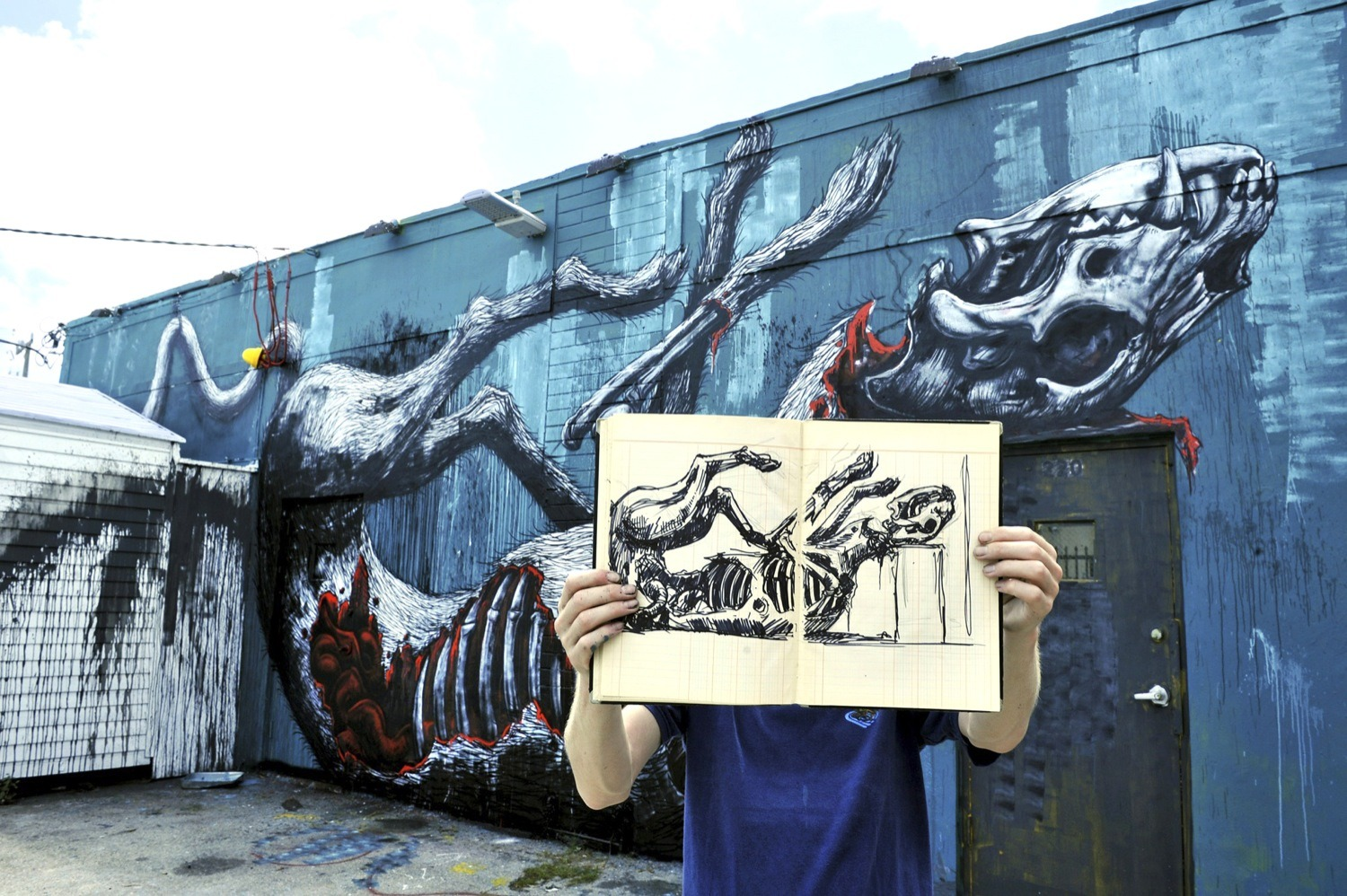 Wynwood-Box-Wynwood Walls-Roa, Wynwood Walls, Miami 2011 image courtesy of the artist and Wynwood Walls, photo credit Martha Cooper (3)