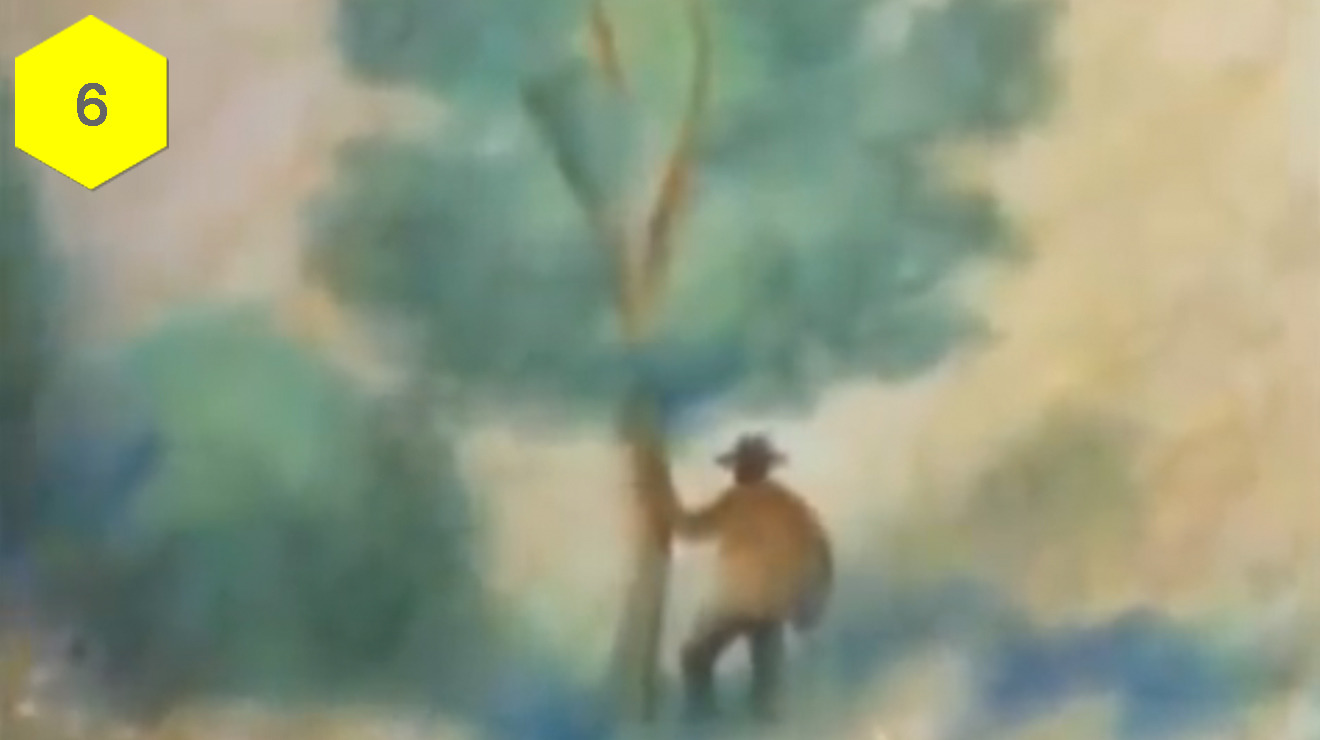 """The Man Who Planted Trees"" (Frédéric Back, 1987)"