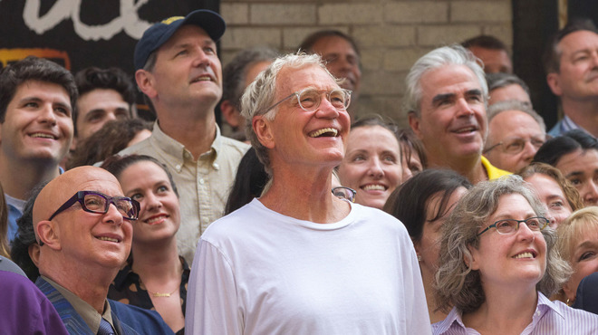 The top 10 reasons David Letterman is the perfect New Yorker