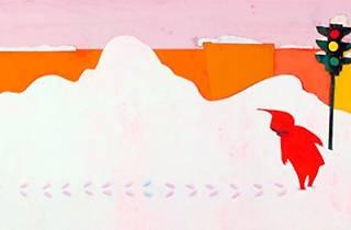 The Snowy Day & the art of Ezra Jack Keats