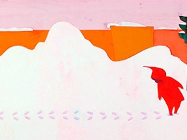 The Snowy Day & the art of Ezra Jack Keats