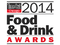 2014 Food & Drink Awards nominees