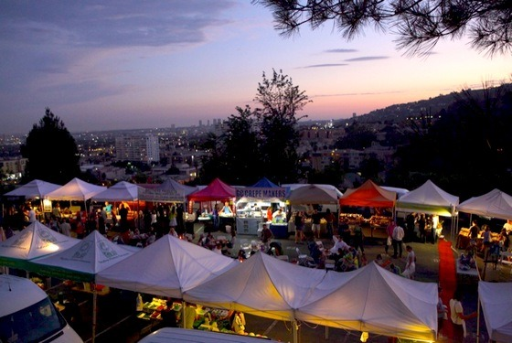 The Yamashiro Farmers Market is on hold this year