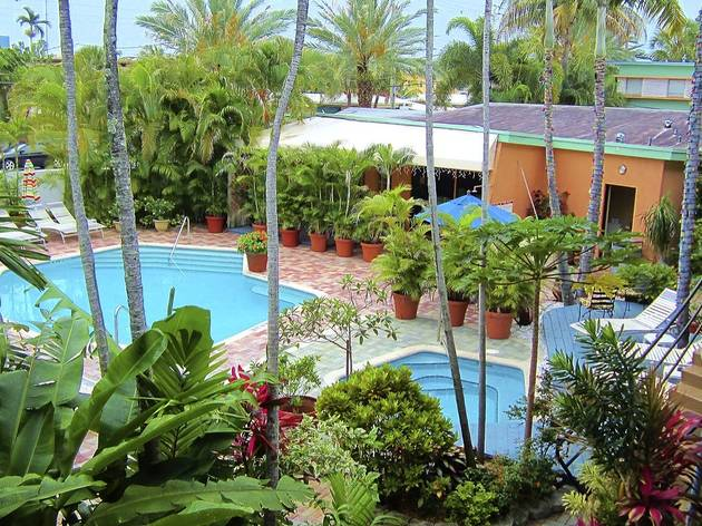 Schubert Resort, Fort Lauderdale, LGBT