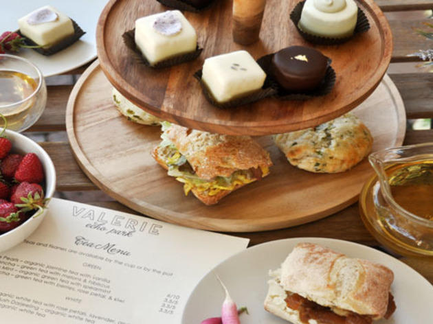 Best tea served with sweets: Valerie Echo Park