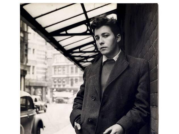 John Deakin (Jeffrey Bernard, writer, Soho, 1950s)