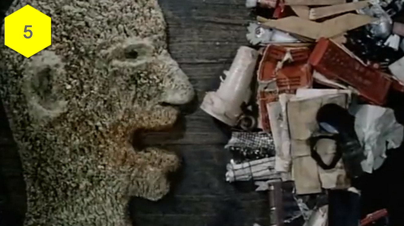 """Dimensions of Dialogue"" (Jan Švankmajer, 1982)"