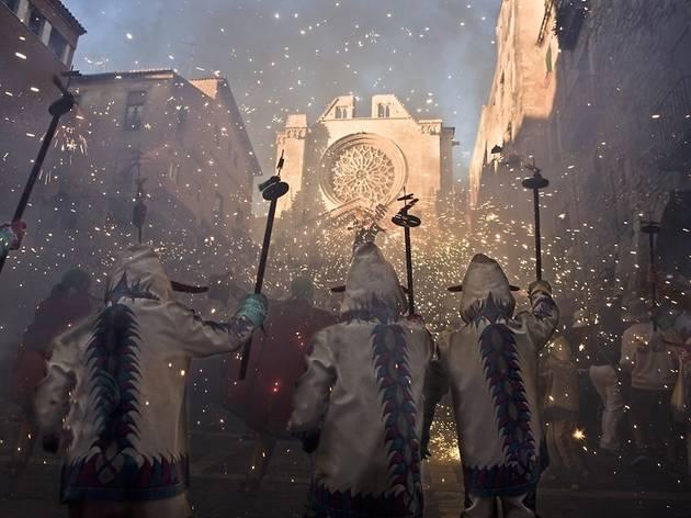 Festa de Santa Tecla a Tarragona
