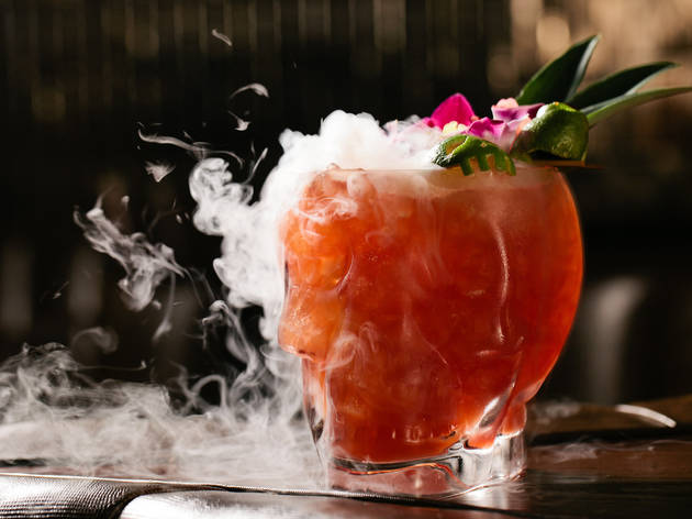 The best cocktail bars