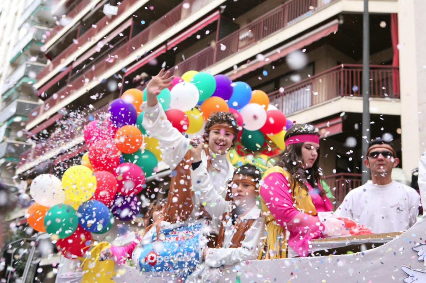 Festes, fires i festivals: Hivern