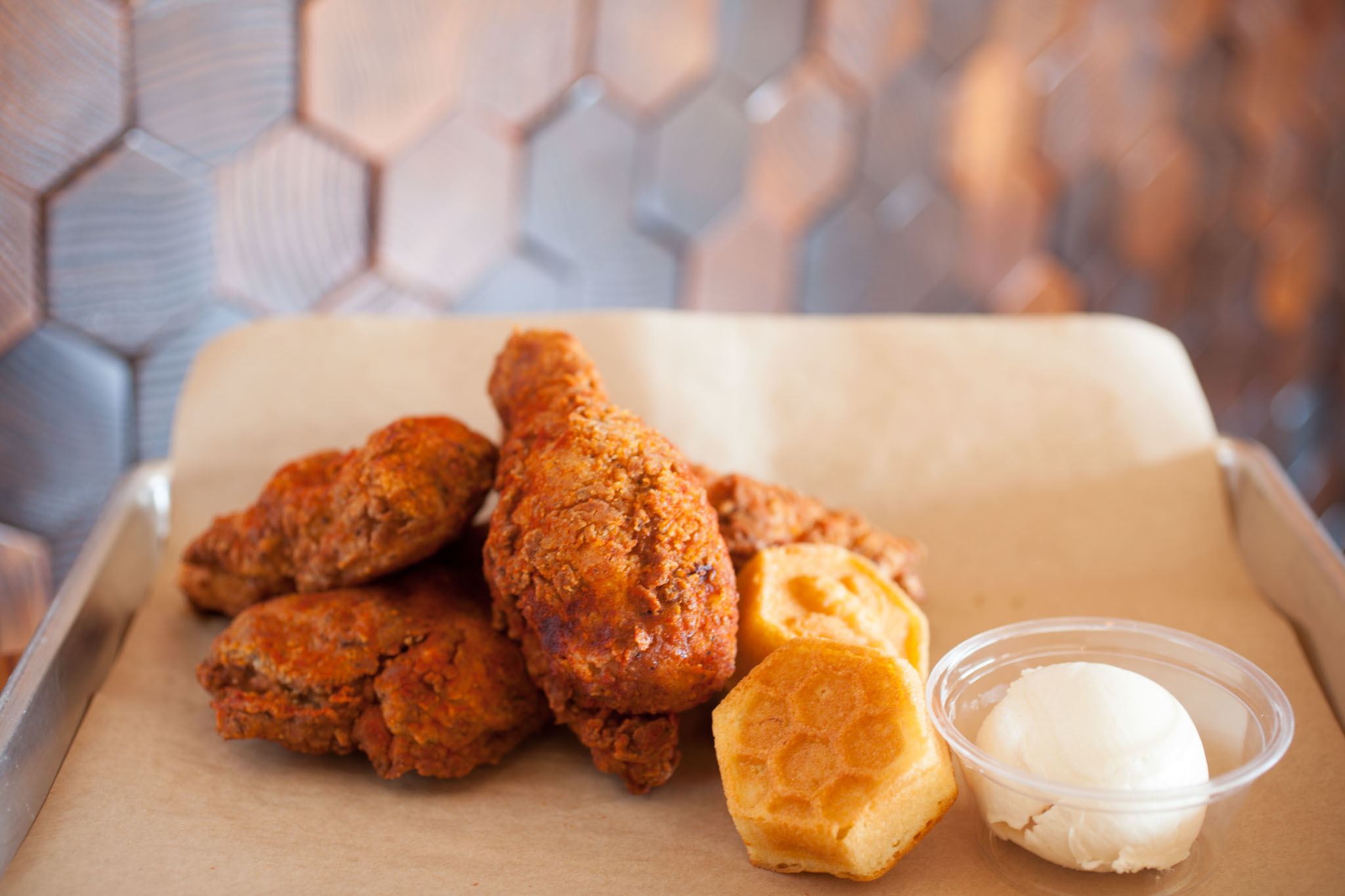 Honey Butter Fried Chicken's 3rd Anniversary