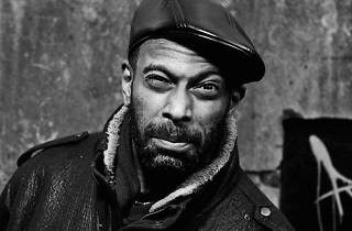 Theo Parrish Live Band : Teddy's Get Down tour