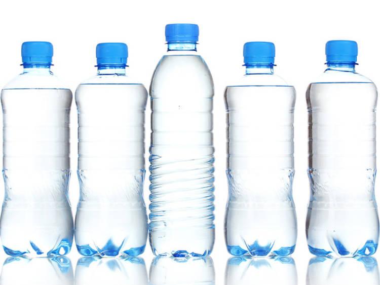 Tapones para las botellas