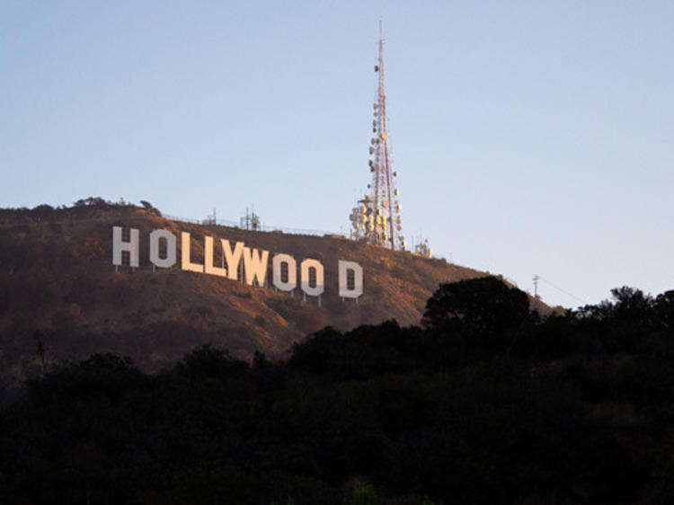 Hollywood, West Hollywood and North Hollywood are not at all related.