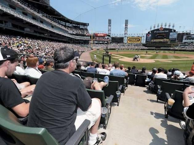 Enjoy Chicago White Sox baseball at U.S. Cellular Field this summer.
