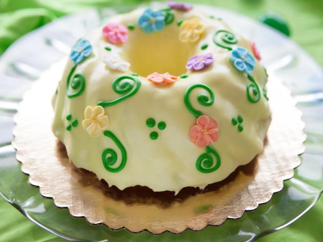 Easter babka from Delightful Pastries.