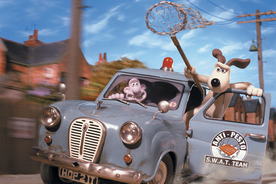 Best animated movies: Wallace & Gromit in The Curse of the Were-