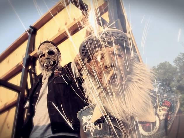 Los Viejos + Bonebreaker + Apocalipsis + Peste Negra
