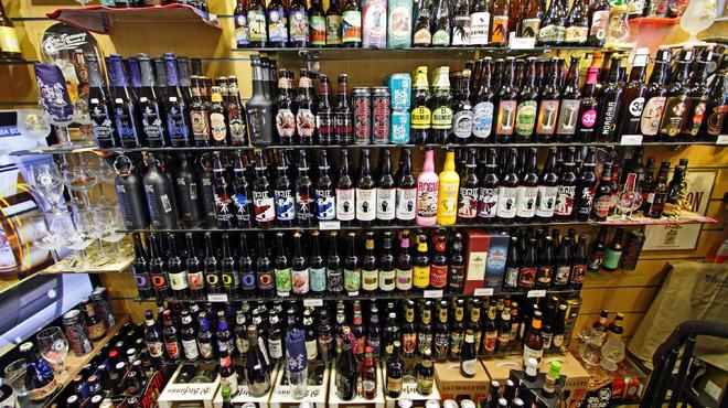 Hop along to some fine new Parisian beer vendors