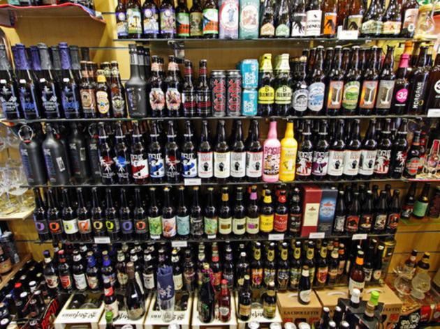 The best beer merchants