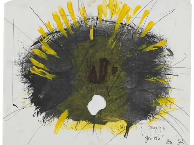 Dieter Roth, Arnulf Rainer ('Ge' e M' a', c1981–1983)