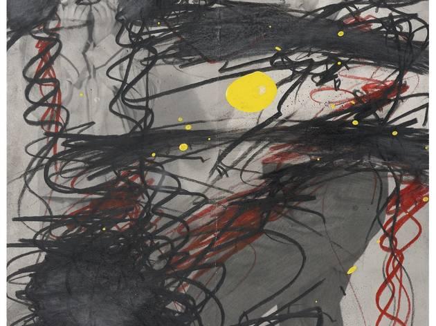 Dieter Roth, Arnulf Rainer (Untitled, 1975)