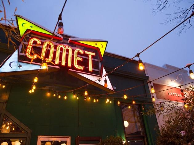 Comet Ping Pong, Restaurants, Washington DC