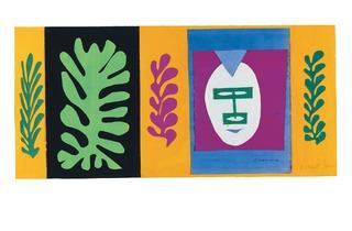 Henri Matisse ('The Eskimo' 1947)