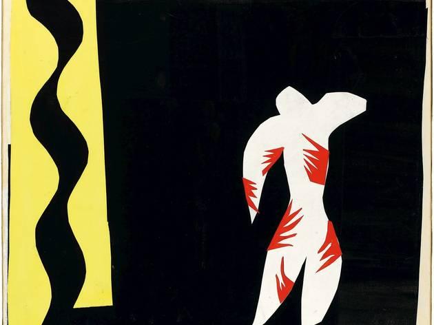 Henri Matisse ('The Clown' 1943)
